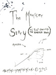 """The Monster Story"" title page."