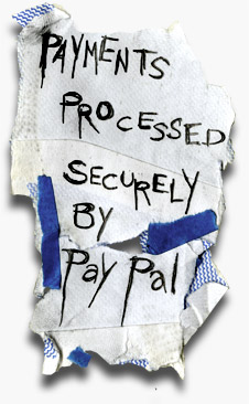 payments processed securely by PayPal